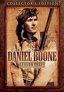 Daniel Boone: Season Three , Fess Parker