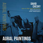 Trio In The New Harmonic: Aural Paintings , David Chesky