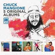 5 Original Albums by Chuck Mangione , Chuck Mangione