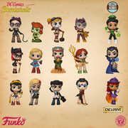 FUNKO MYSTERY MINI SPECIALTY SERIES: DC BOMBSHELLS (ONE Random Figure Per Purchase)