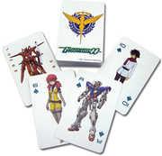 Gundam 00 Gundam Playing Card
