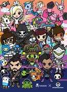 Overwatch Tokidoki Journal: Group