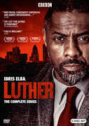 Luther: The Complete Series , Idris Elba