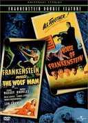 Frankenstein Meets Wolf Man /  House Frankenstein , John Carradine