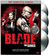 Blade: The Series: The Complete Series , Jill Wagner