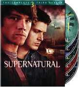 Supernatural: The Complete Third Season , Jeffrey Dean Morgan
