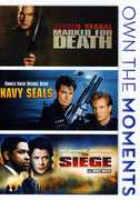 Marked For Death/ Navy Seals/ The Siege , Charlie Sheen