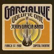 GarciaLive Vol.1 - March 1st 1980, Capitol Theater