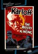 Mystery of Mr Wong , Boris Karloff