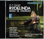 Handel: Rodelinda