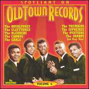 Spotlite On Old Town Records, Vol.4