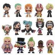 FUNKO MYSTERY MINI: One Piece - Blind Box (ONE Mystery Figure Per Purchase)