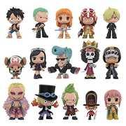 FUNKO MYSTERY MINI: One Piece - Blind Box (ONE Mystery Figure Per Purchase)