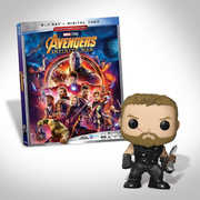 Avengers Infinity War Thor Bundle , Robert Downey Jr.
