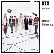 Fake Love /  Airplane Pt. 2 , BTS
