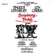 Sweeney Todd /  O.B.C. , Broadway Cast