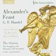Alexander's Feast , Harry Christophers