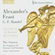 Alexander's Feast , Harry Christophers
