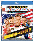 Talladega Nights: The Ballad of Ricky Bobby , Sacha Baron Cohen