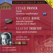 Franck: Psyche /  Variations Symphoniques [Import] , Eduard Van Beinum