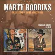 Legend /  Come Back to Me [Import] , Marty Robbins