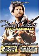 Davy Crockett, King of the Wild Frontier /  Davy Crockett and the River Pirates , Jeff York