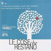 Le Cose Che Restano (Original Soundtrack) [Import] , Marco Betta