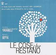 Le Cose Che Restano (Original Soundtrack) [Import] , Marco Betta