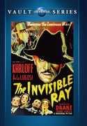 The Invisible Ray , Boris Karloff