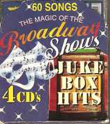 The Magic Of The Broadway Shows Juke Box Hits , Various Artists