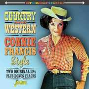 Country & Western Connie Francis Style [Import] , Connie Francis