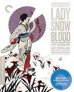 The Complete Lady Snowblood (Criterion Collection) , Meiko Kaji
