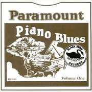 Paramount Piano Blues 1 1928-1932 /  Various