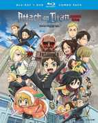 Attack on Titan: Junior High: The Complete Series