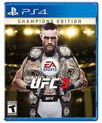 EA Sports UFC 3 - Championship Edition for PlayStation 4