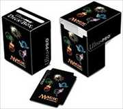 Magic the Gathering: Mana 4 Symbols Deck Box