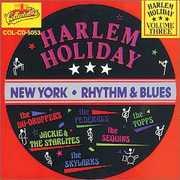 Harlem Holiday: New York Rhythm and Blues, Vol.3