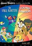 The Space Kidettes /  Young Samson , Daws Butler