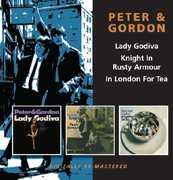 Lady Godiva /  Knight in Rusty Armour /  in London [Import] , Peter & Gordon