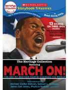 Stories About African American Heritage Featuring March On! , Michael Clarke Duncan