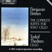 Complete Suites for Solo Cello , Torleif Thed en