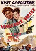 Vengeance Valley , Burt Lancaster