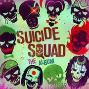 Suicide Squad: The Album [Explicit Content] , Various Artists