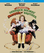 The Adventure of Sherlock Holmes' Smarter Brother , Gene Wilder