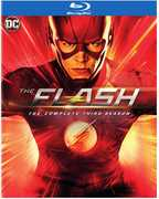 The Flash: The Complete Third Season (DC) , Danielle Panabaker