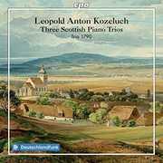 Three Scottish Piano Trios , Kozeluch