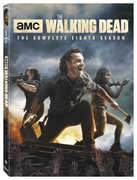 The Walking Dead: The Complete Eighth Season , Andrew Lincoln
