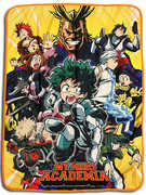 My Hero Academia - Big Group Sublimation Throw Blanket