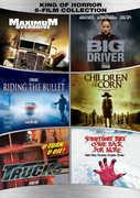 King of Horror: 6-Film Collection , Emilio Estevez