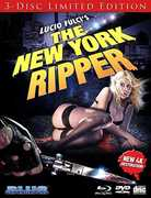 The New York Ripper (3-Disc Limited Edition) , Paolo Malco